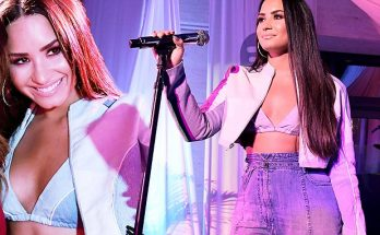 DEMI LOVATO Talks Sexuality in New Documentary 'Simply Complicated!'