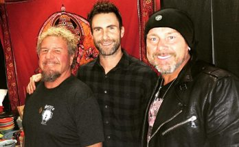 Adam Levine Launches Line of Tequila With Van Halen's Sammy Hagar!