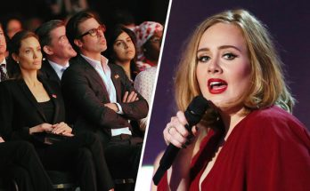 Adele Doesn't Care About Brangelina Divorce