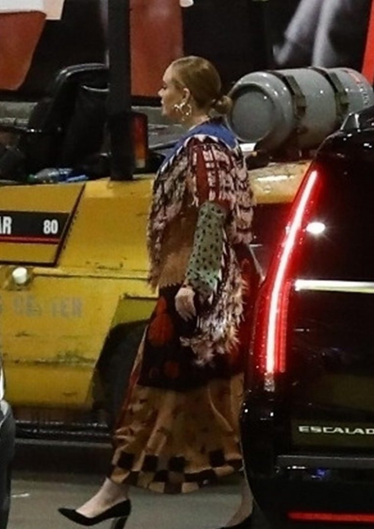 ADELE and Husband Make Rare Public Appearance Together! See Here