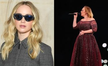 ADELE is Planning Jennifer Lawrence's BACHELORETTE PARTY!