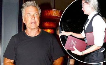 Alec Baldwin Skips Out on Restaurant Bill!
