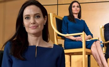 Angelina Jolie Delivers POWERFUL Speech at the United Nations, Says She's a PROUD AMERICAN!