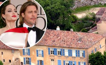 Brad Pitt and Angelina Jolie Selling Vineyard & Home in France
