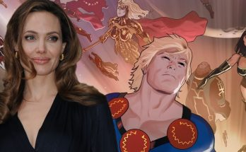 Angelina Jolie to Star in Marvel's THE ETERNALS
