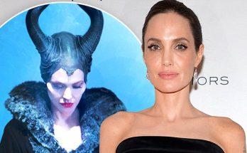 Angleina Jolie Starring in 'Maleficent' Sequel