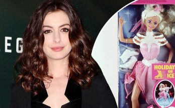 Anne Hathaway REPLACING Amy Schumer in 'Barbie'