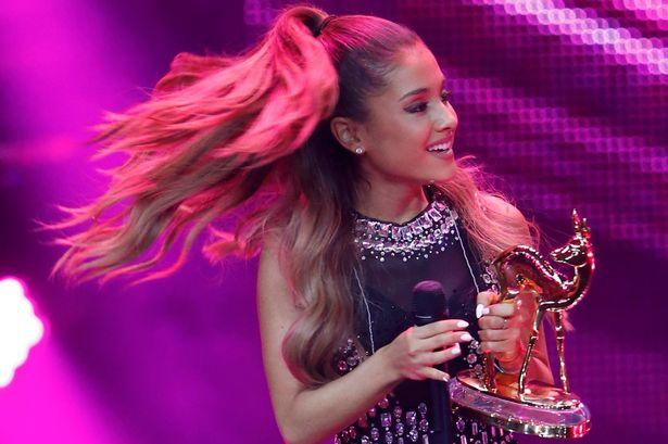 Ariana Grande Teases 'Raindrops' Song on 25th Birthday!
