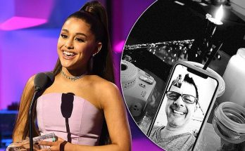Ariana Grande Re-United With Her Estranged Father Over Christmas