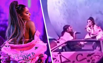 Ariana Grande Performs Un-Released 'She Got Her Own' Watch Here