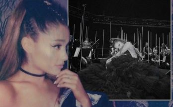 Ariana Grande Shares SCARY Images of Her Brain Suggesting PTSD!