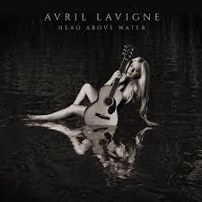 Avril Lavigne NUDE ON Cover Art for New Album'Head Above Water'