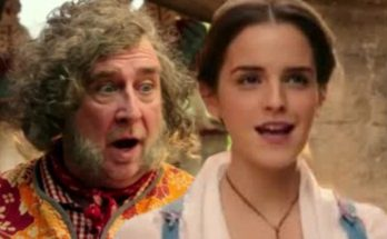 BELLE: Emma Watson Sings With the Village in New Clip From 'Beauty & The Beast'