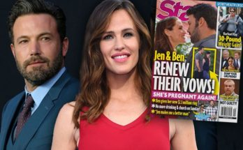 Jennifer Garner and Ben Affleck RENEW THEIR VOWS! But Only Because Jennifer's Pregnant Again...