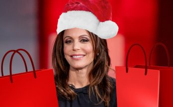Bethenny Frankel Gives Out 'Skinny Girl' Products as Christmas Gifts!