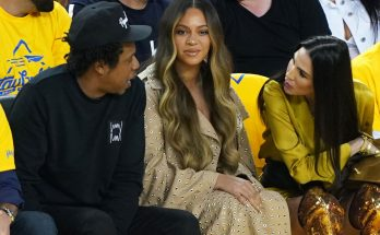 Nicole Curran, Wife of Basketball Team Owner, Receives DEATH THREATS After Beyoncé Makes Bad Faces at Her!