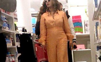 Beyoncé Goes Bargain Shopping at TARGET!