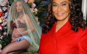 """Tina Knowles Talks Beyoncé's Babies: """"EXCITING"""""""