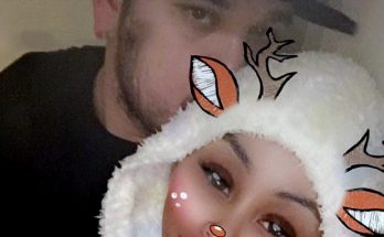Blac Chyna and Rob Kardashian Spend Holidays Together After MAJOR FIGHT!