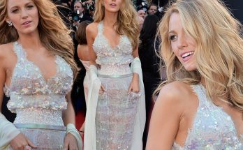 "Blake Lively Calls Hollywood Beauty ""UNREALISTIC"""