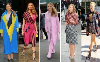 Blake Lively Doesn't Use a Stylist!