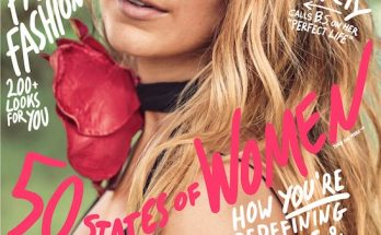 Blake Lively Covers GLAMOUR,  is Too Complicated to be PERFECT