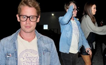 BRENDA SONG and Macaulay Culkin Starring in New Project