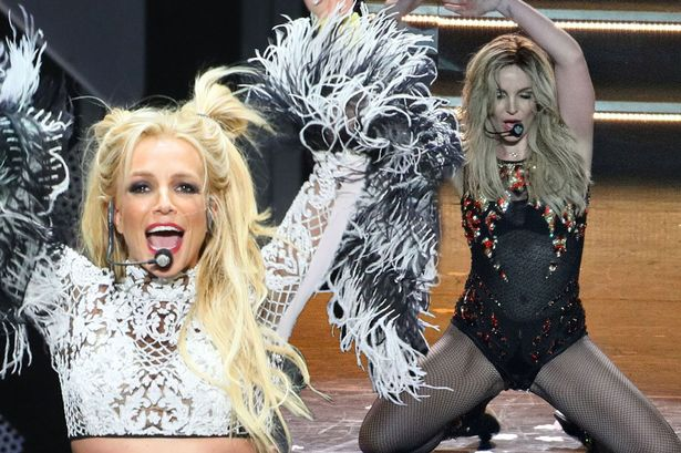 BRITNEY FREED: Britney Spears CHECKS OUT Of Mental Health Facility!