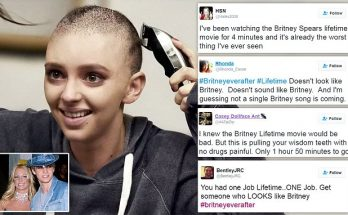 Celebrities & Twitter Review 'Britney Ever After' and The Verdict Is...