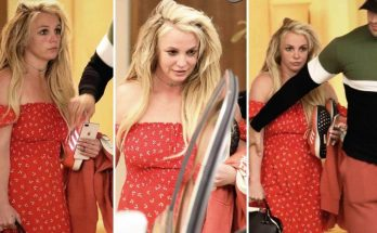 Britney Spears Photographed For the FIRST TIME Since Entering Mental Health Facility