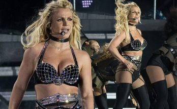 Britney Spears Performs at British Pride Festival in Brighton!