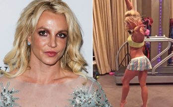 Britney Spears Says She Will PERFORM AGAIN Soon While Out With Sam Asghari!