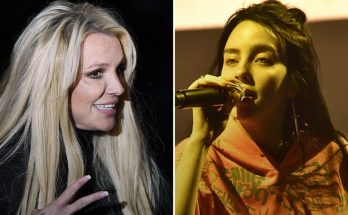 Billie Eilish Reacts to BRITNEY SPEARS Dancing to Her Song 'Bad Guy!'