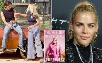 Busy Philips Says She Was Assaulted by JAMES FRANCO On 'Freaks and Geeks' Set