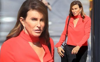 Caitlyn Jenner CONFRONTS Jimmy Kimmel For Mocking Her!
