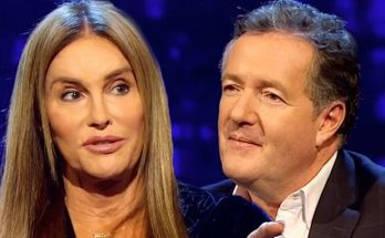 Caitlyn JENNER SHUTS DOWN Piers Morgan When He Asks About Her Figure!
