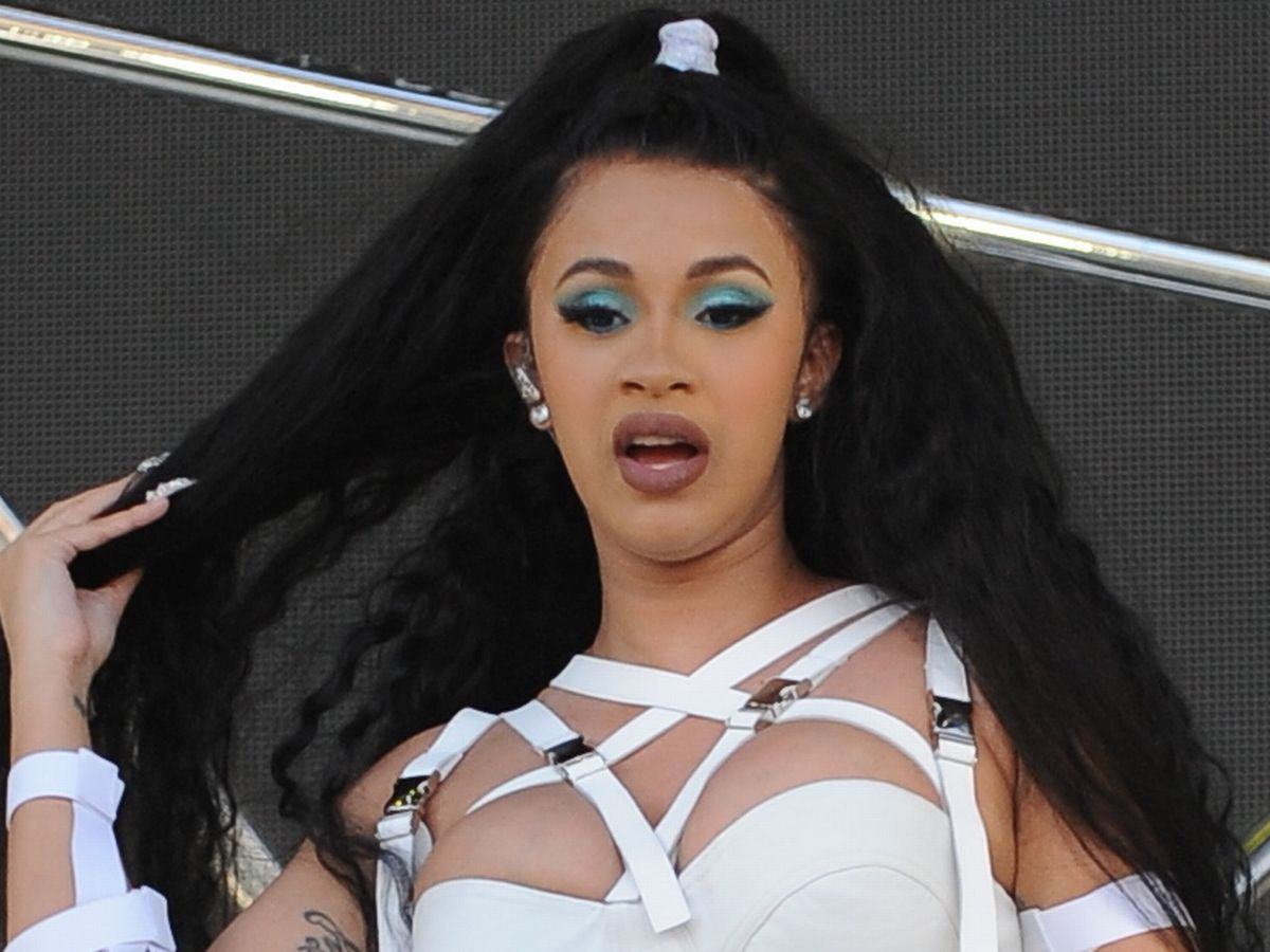 Cardi B Previews New Song Featuring EVE