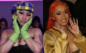 NICKI MINAJ Responds to Cardi B's Instagram Hate!