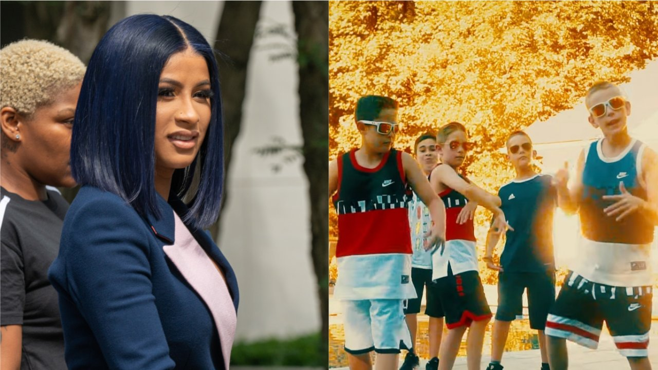 Cardi B FIRES BACK At Rapping 10-Year-Olds
