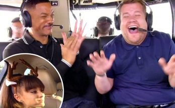 James Corden & Will Smith's 'CARPOOL KARAOKE: Series' Episode