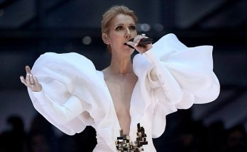 Celine Dion's HEART WILL GO ON at Billboard Music Awards 2017