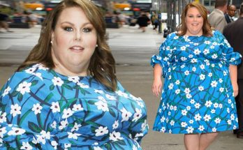 """Chrissy Metz Says She """"SHOWS UP"""" For Herself!"""