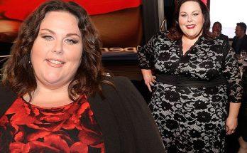 """Chrissy Metz Grabs Lunch & Calls New Boyfriend """"AMAZING!"""""""
