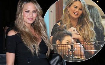 Chrissy Teigen Wants to Become a 'REAL HOUSEWIFE'