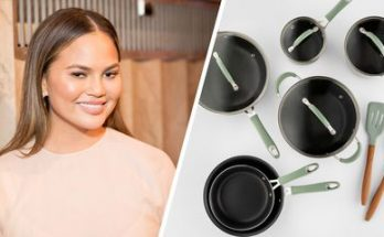 Chrissy Teigen Announces TARGET Kitchenware Collection