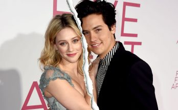 Cole Sprouse and RIVERDALE's Lili Reinhart Split!