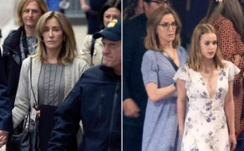 Watch the Trailer for 'The College Admissions Scandal' Movie About Lori Loughlin and Olivia Jade!