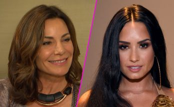 Countess LuANN de Lesseps Says Demi Lovato MADE HER SOBER!