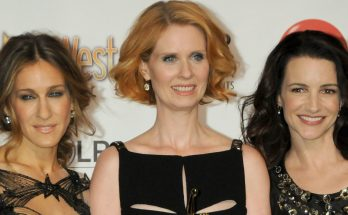 Cynthia Nixon Says 'SEX And The City' Would Not Have All-White Cast Today!