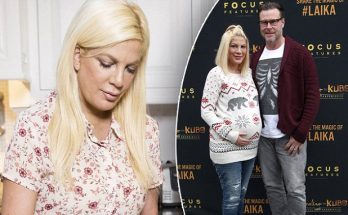 The IRS DRAINS Tori Spelling and Dean McDermott's Bank Accounts! Oh Dear...